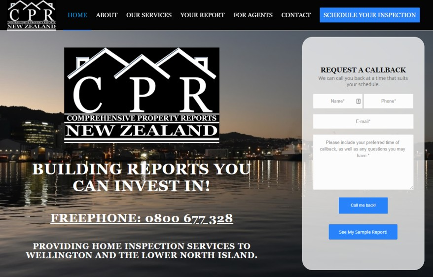 Comprehensive Property Reports