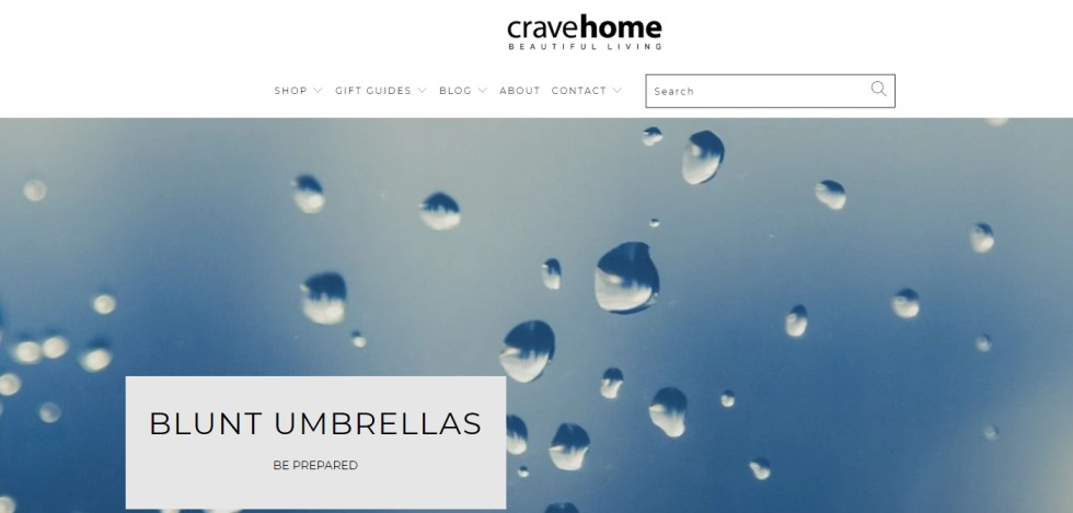 Cravehome - homeware sales nz
