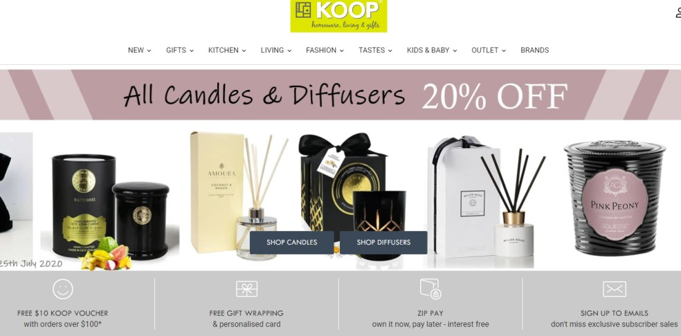 Koop - homeware stores nz