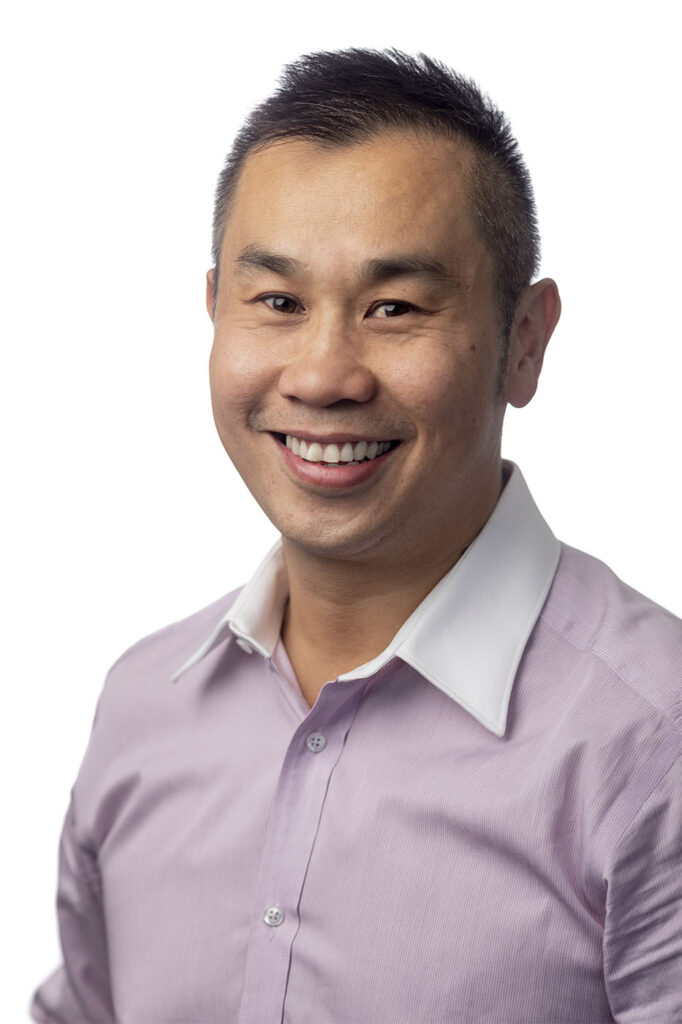 Dr Patrick Fong - New Lynn Chiropractic - West Auckland Chiropractor