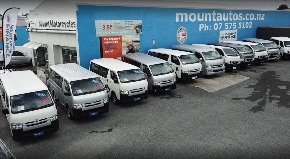 Mount Autos