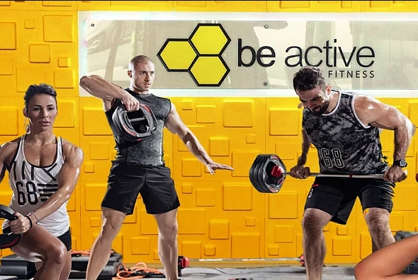 Be Active Fitness