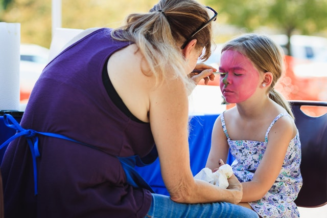 5 Best Face Painting in Tauranga
