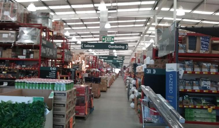 Bunnings Warehouse Mt Maunganui