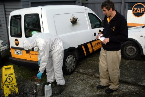 ZAP Pest and Hygiene Services