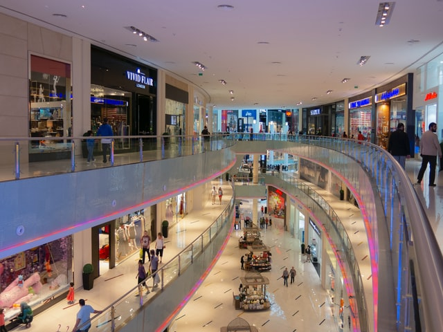 5 Best Shopping Centre in Wellington