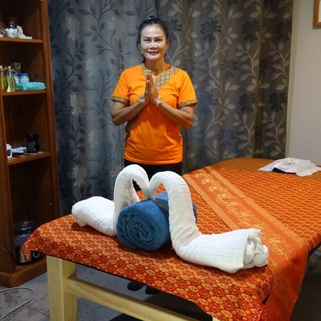 Napitcha's Thai Massage