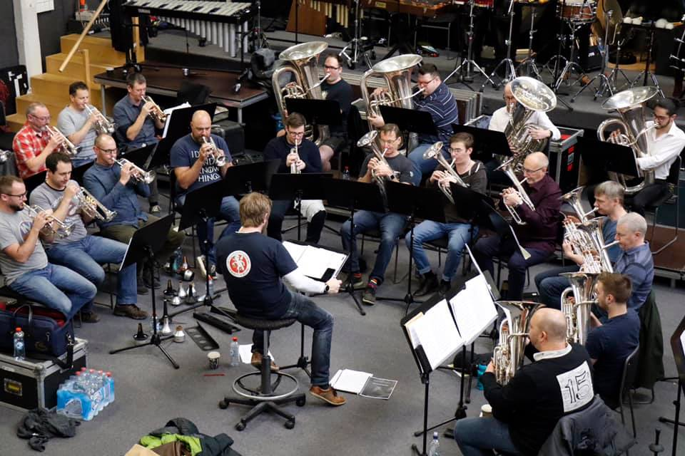 Wellington Brass Band