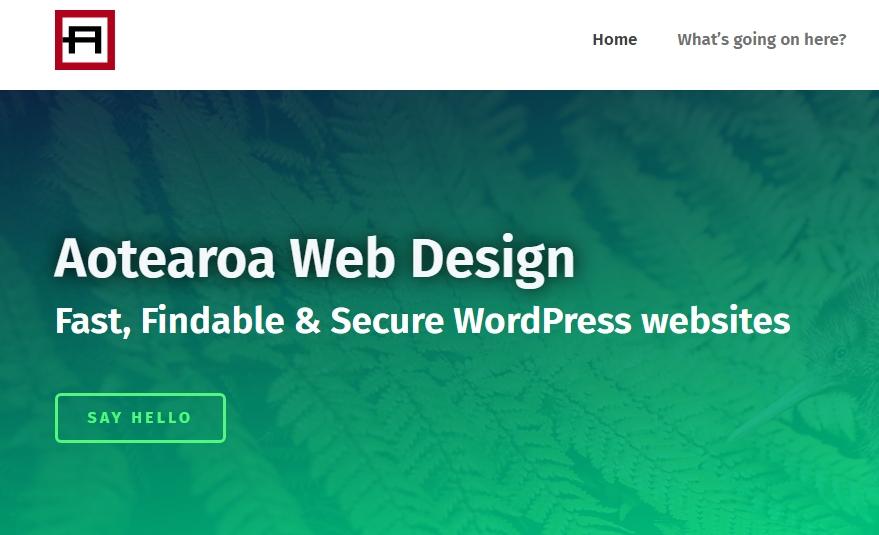 Aotearoa Web Design