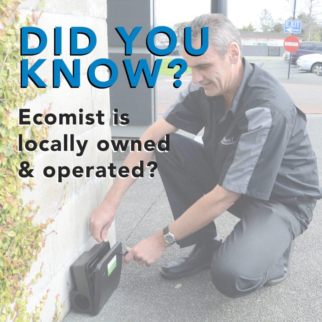Ecomist Waikato