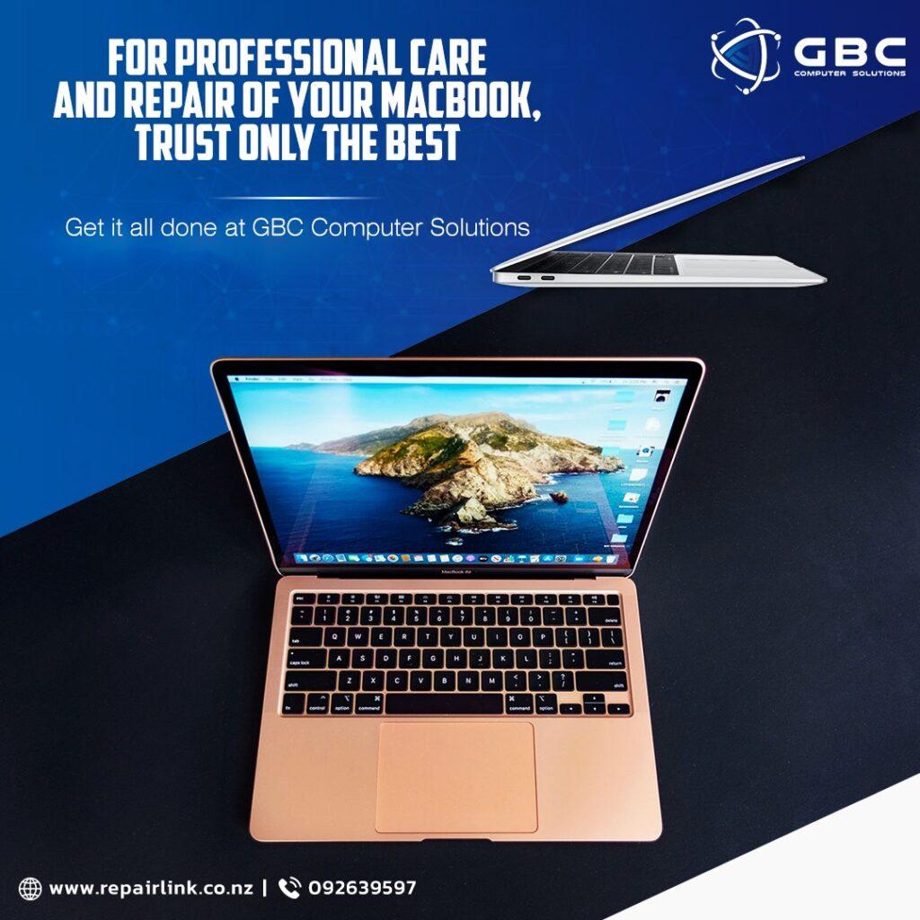 GBC Computer Solutions Manukau