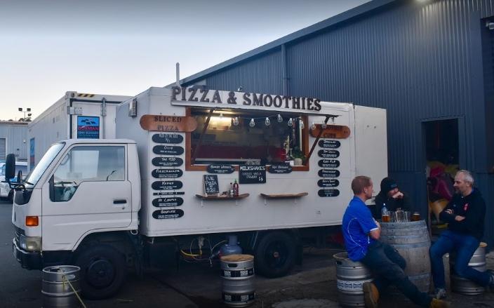 Kickflip Pizza Wellington Food Truck