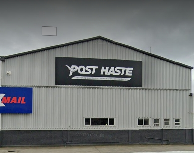 Post Haste Couriers