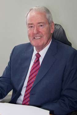 Ron Evans - Evans Bailey Lawyers