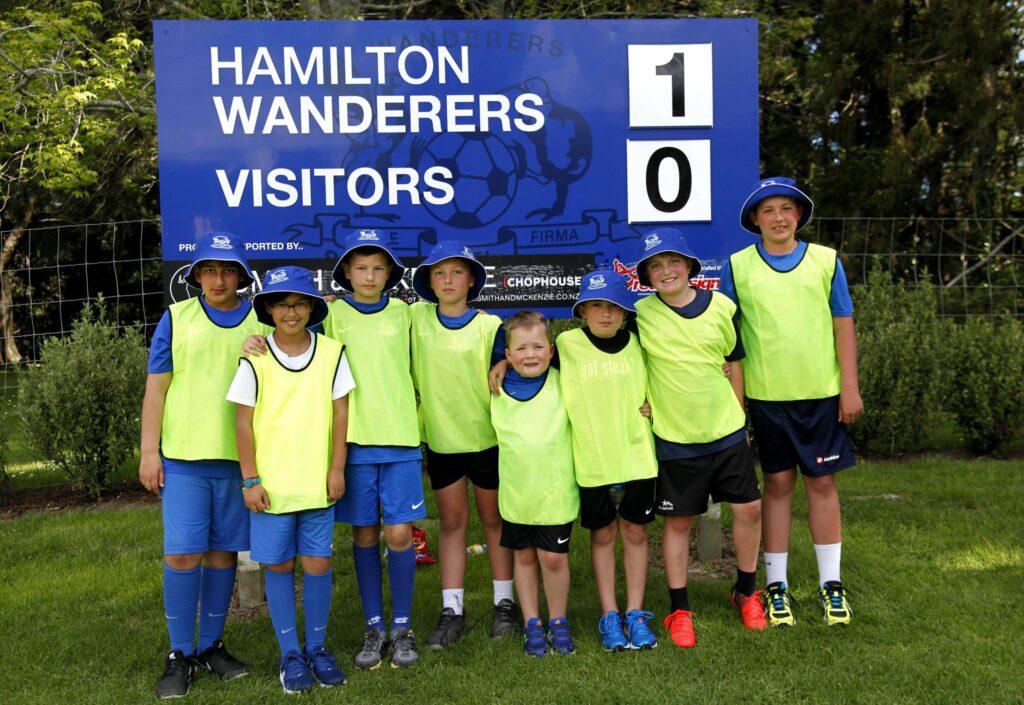 Wanderers Sports Club (Hamilton) Incorporated