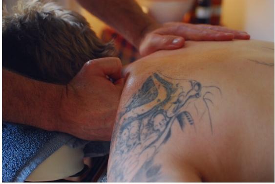 Andrew Bolton Sports Massage