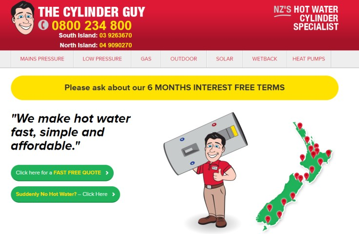 The Cylinder Guy