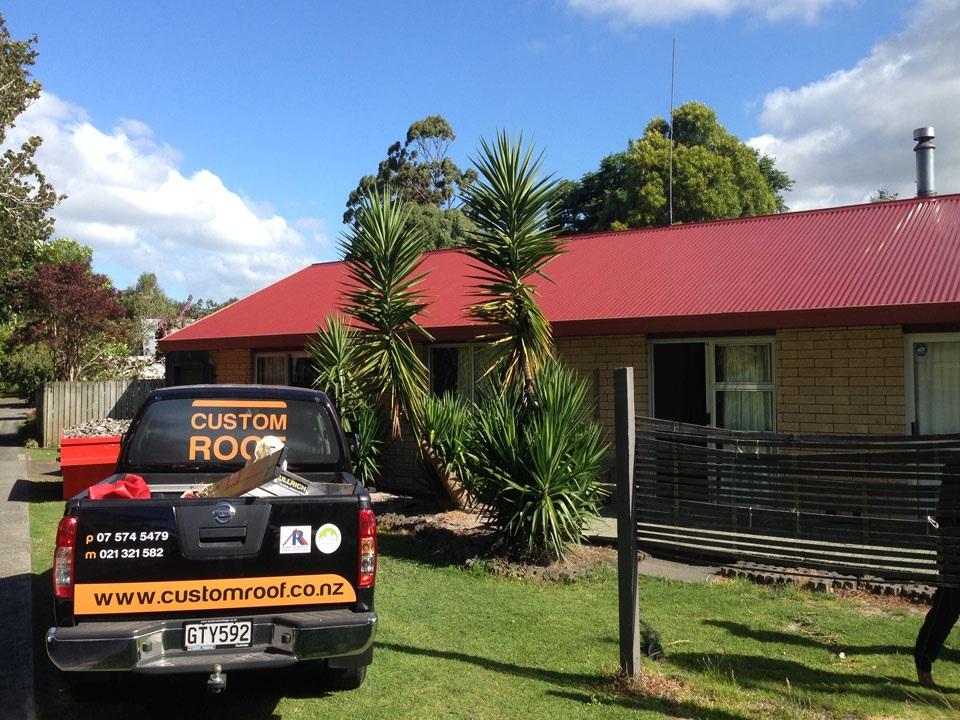 Custom Roof Ltd