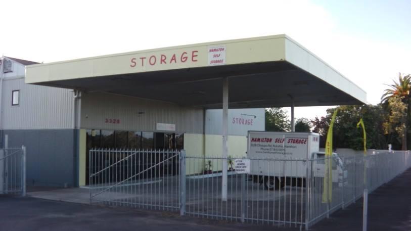 Hamilton Self Storage