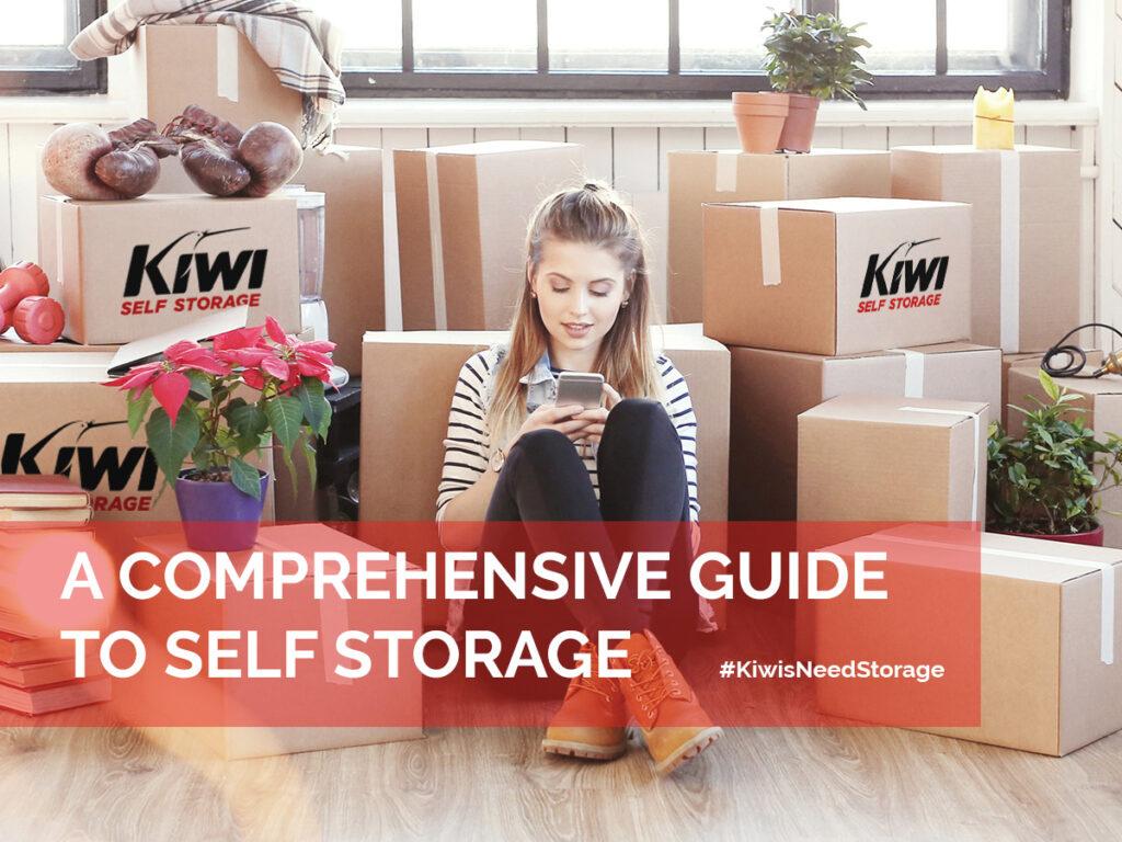Kiwi Self Storage - Kilbirnie