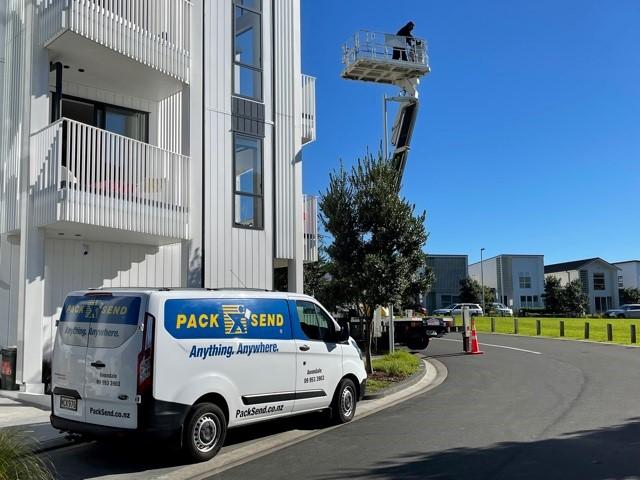 Pack & Send Wellington City