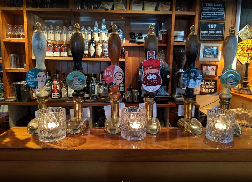 Pomeroy's Old Brewery Inn
