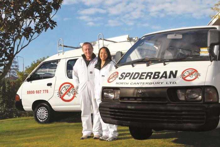 Spiderban NC Pest Control
