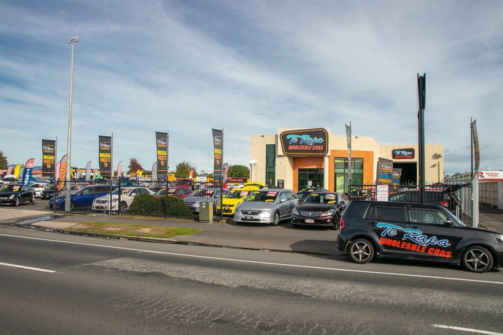 Te Rapa Wholesale Cars