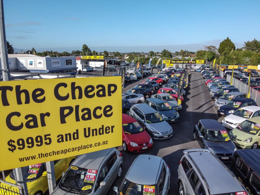 The Cheap Car Place Hamilton