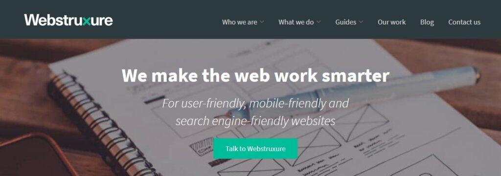 Webstruxure