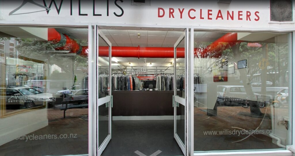 Willis Drycleaners